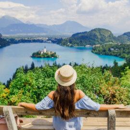 Viaje autoguiado a Eslovenia